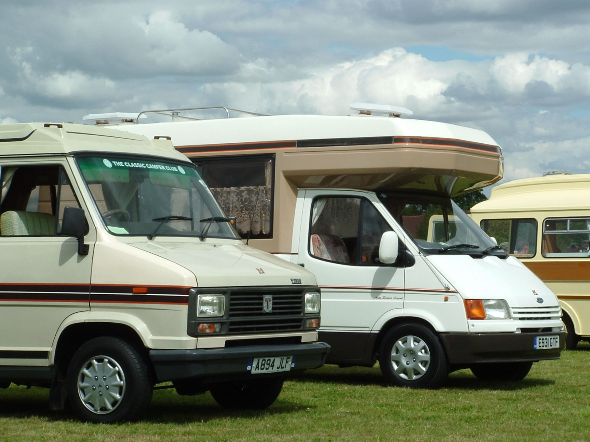 Welcome To The Classic Camper Club The Club For Old Camper Vans
